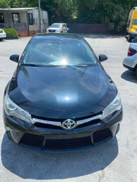 2015 Toyota Camry for sale at D & D Auto Sales in Valdosta GA