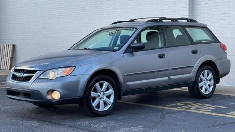 2008 Subaru Outback for sale at Carland Auto Sales INC. in Portsmouth VA