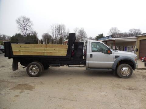 2008 Ford F-550 Super Duty for sale at Marsh Automotive in Ruffs Dale PA