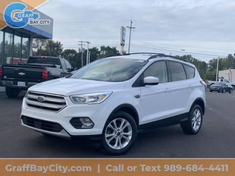 2018 Ford Escape for sale at GRAFF CHEVROLET BAY CITY in Bay City MI