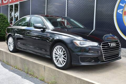 2016 Audi A6 for sale at Alfa Romeo & Fiat of Strongsville in Strongsville OH
