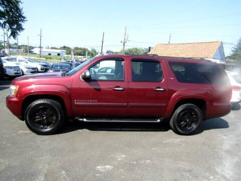 2008 Chevrolet Suburban for sale at American Auto Group Now in Maple Shade NJ