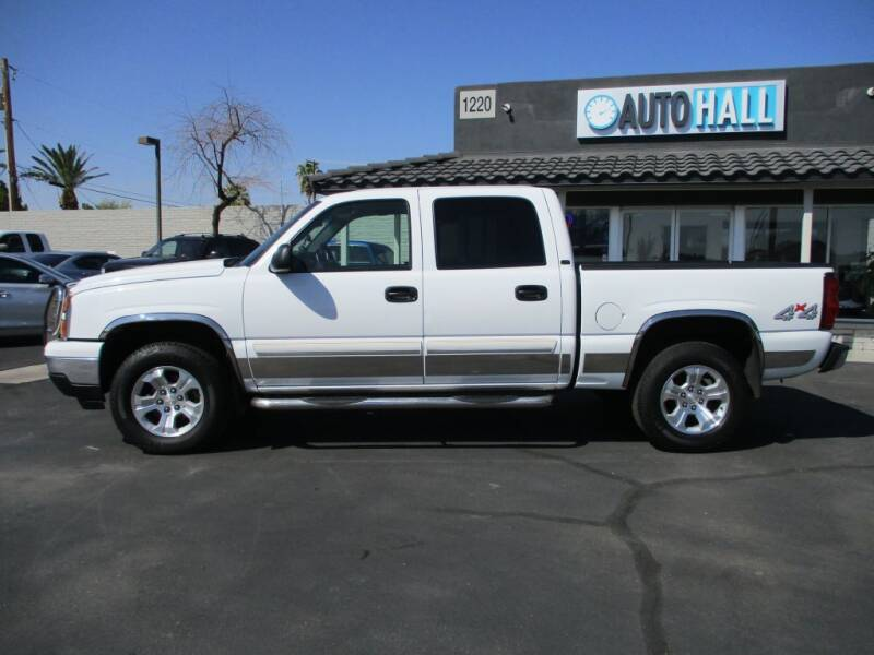 2007 Chevrolet Silverado 1500 Classic for sale at Auto Hall in Chandler AZ