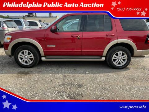 2006 Ford Explorer for sale at Philadelphia Public Auto Auction in Philadelphia PA