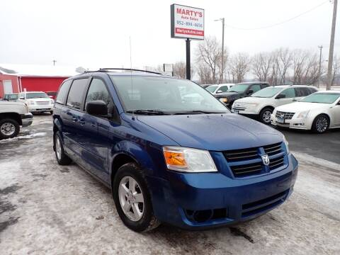 2010 Dodge Grand Caravan for sale at Marty's Auto Sales in Savage MN