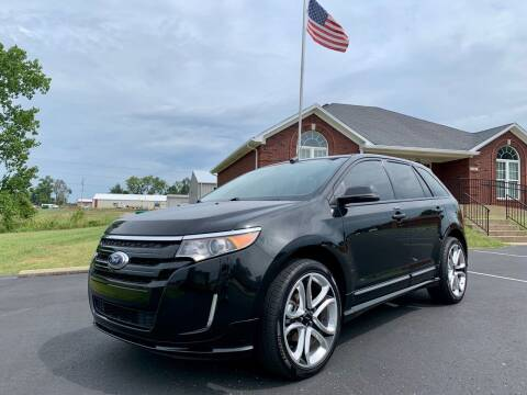2013 Ford Edge for sale at HillView Motors in Shepherdsville KY