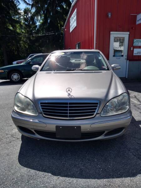 2006 Mercedes-Benz S-Class for sale at ATI Automotive & Used Cars Inc. in Plaistow NH