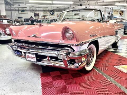 1956 Mercury Montclair for sale at Berliner Classic Motorcars Inc in Dania Beach FL