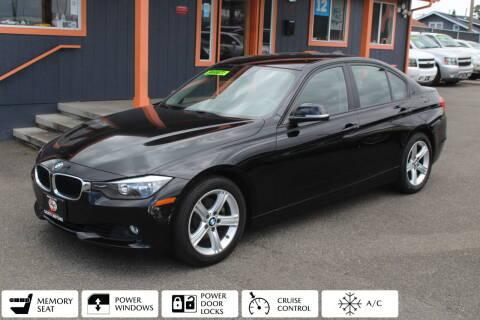 2013 BMW 3 Series for sale at Sabeti Motors in Tacoma WA