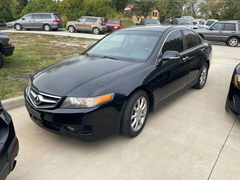 2007 Acura TSX for sale at Euro Auto in Overland Park KS