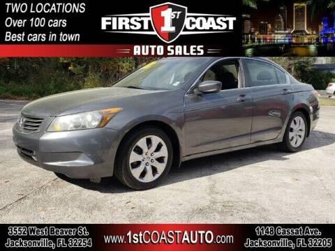 2010 Honda Accord for sale at 1st Coast Auto -Cassat Avenue in Jacksonville FL
