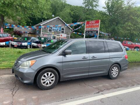 2009 Honda Odyssey for sale at Korz Auto Farm in Kansas City KS