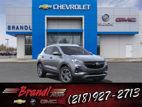 2021 Buick Encore GX for sale at Brandl GM in Aitkin MN