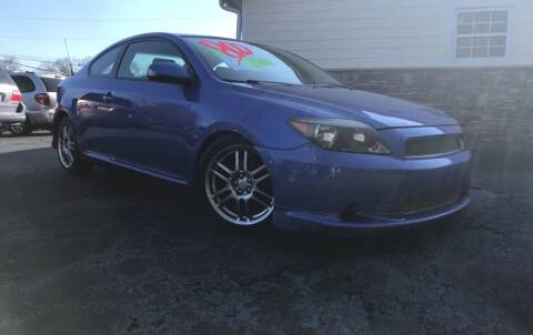 2006 Scion tC for sale at No Full Coverage Auto Sales in Austell GA