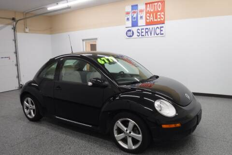 2008 Volkswagen New Beetle for sale at 777 Auto Sales and Service in Tacoma WA