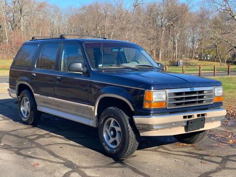 1993 Ford Explorer for sale at Choice Motor Car in Plainville CT
