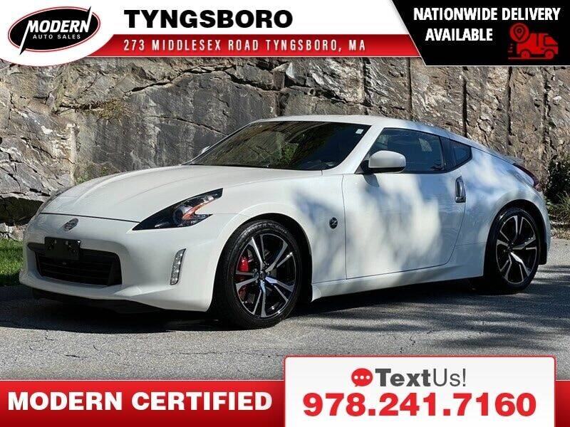 2019 Nissan 370Z for sale at Modern Auto Sales in Tyngsboro MA