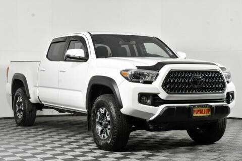 2019 Toyota Tacoma for sale at Washington Auto Credit in Puyallup WA