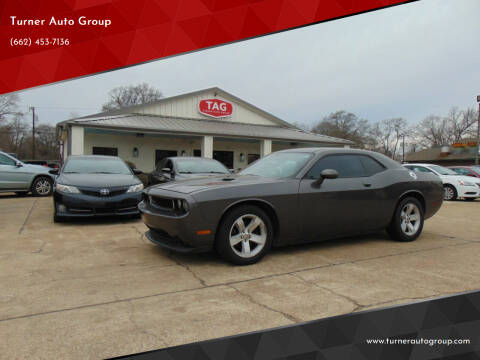 2014 Dodge Challenger for sale at Turner Auto Group in Greenwood MS