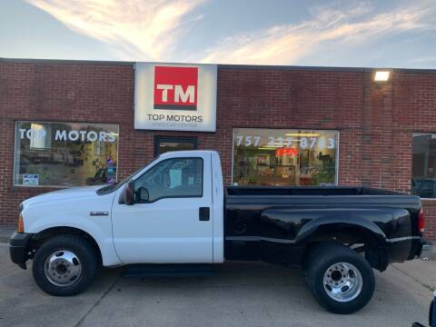 2006 Ford F-350 Super Duty for sale at Top Motors LLC in Portsmouth VA