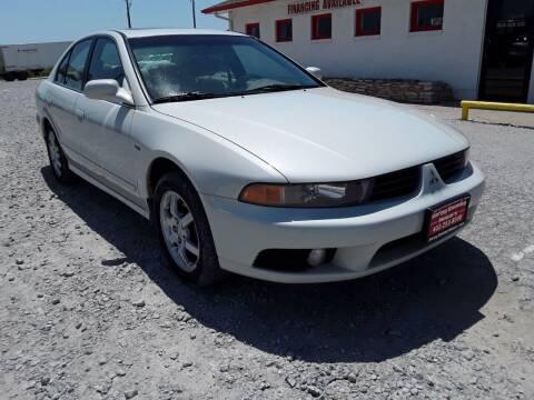 2003 Mitsubishi Galant for sale at Sarpy County Motors in Springfield NE