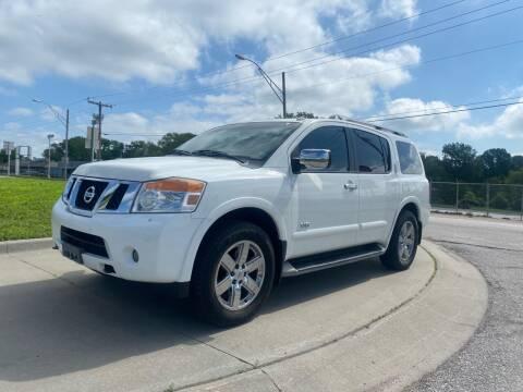 2009 Nissan Armada for sale at Xtreme Auto Mart LLC in Kansas City MO