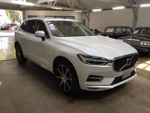 2018 Volvo XC60 for sale at Milpas Motors Auto Gallery in Ventura CA