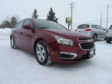 2016 Chevrolet Cruze Limited for sale at Import Exchange in Mokena IL