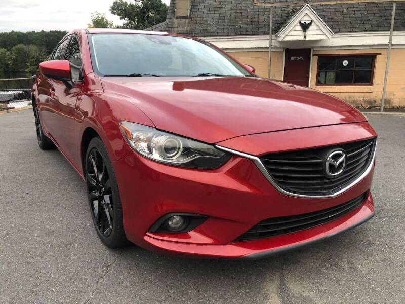 2014 Mazda MAZDA6 for sale at Dracut's Car Connection in Methuen MA