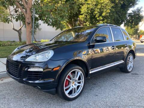 2008 Porsche Cayenne for sale at Trade In Auto Sales in Van Nuys CA