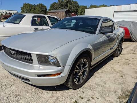 2005 Ford Mustang for sale at Classic Cars of South Carolina in Gray Court SC