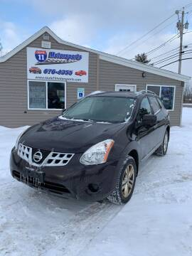 2013 Nissan Rogue for sale at ROUTE 11 MOTOR SPORTS in Central Square NY