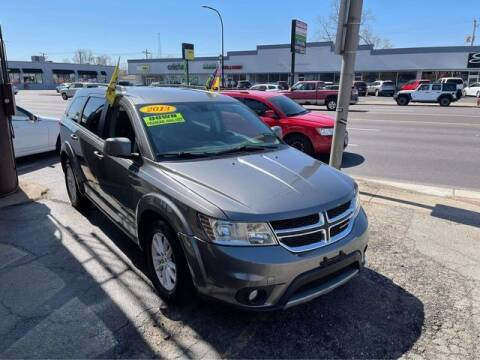 2013 Dodge Journey for sale at JBA Auto Sales Inc in Stone Park IL