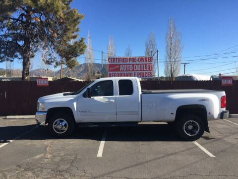 2008 Chevrolet Silverado 3500HD for sale at Flagstaff Auto Outlet in Flagstaff AZ