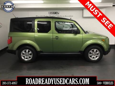 2007 Honda Element for sale at Road Ready Used Cars in Ansonia CT