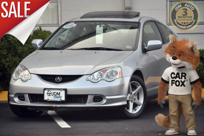 2003 Acura RSX for sale at JDM Auto in Fredericksburg VA