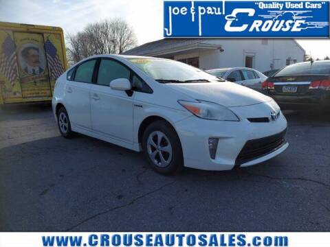 2013 Toyota Prius for sale at Joe and Paul Crouse Inc. in Columbia PA