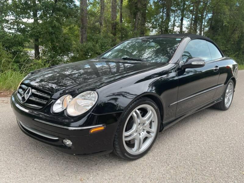 2008 Mercedes-Benz CLK for sale at Next Autogas Auto Sales in Jacksonville FL