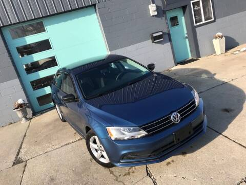 2016 Volkswagen Jetta for sale at Enthusiast Autohaus in Sheridan IN