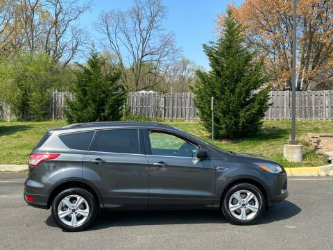 2016 Ford Escape for sale at Superior Wholesalers Inc. in Fredericksburg VA