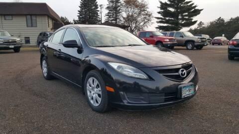 2011 Mazda MAZDA6 for sale at Shores Auto in Lakeland Shores MN