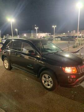 2016 Jeep Compass for sale at Camelback Volkswagen Subaru in Phoenix AZ