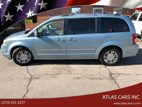 2008 Chrysler Town and Country for sale at Atlas Cars Inc. in Radcliff KY