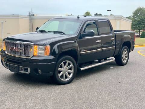 2011 GMC Sierra 1500 for sale at XCELERATION AUTO SALES in Chester VA