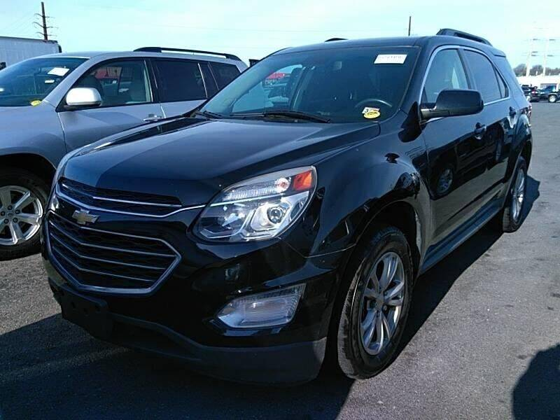 2017 Chevrolet Equinox for sale at Matthew's Stop & Look Auto Sales in Detroit MI