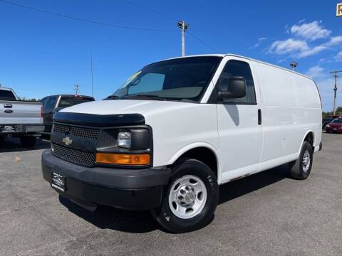 2012 Chevrolet Express Cargo for sale at Superior Auto Mall of Chenoa in Chenoa IL