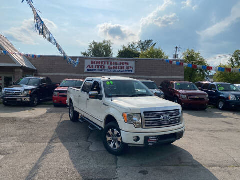 2009 Ford F-150 for sale at Brothers Auto Group in Youngstown OH