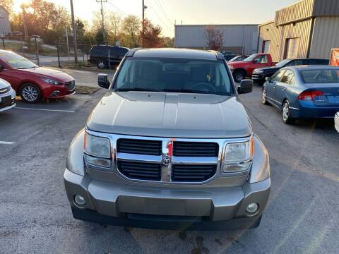 2007 Dodge Nitro for sale at Mitchell Motor Company in Madison TN