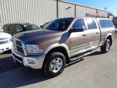 2010 Dodge Ram Pickup 2500 for sale at De Anda Auto Sales in Storm Lake IA