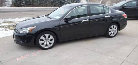 2010 Honda Accord for sale at City Auto Sales in La Crosse WI